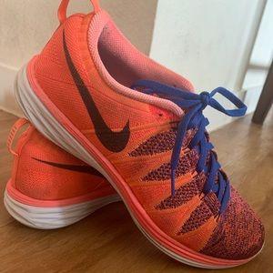 Nike Flyknit Lunar Women's Size 11